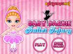 Babybarbieballetinjury