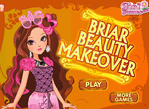 Briar Beauty Make Over