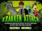 Ben 0  Krakken Attack