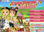 Cute Horse Hospital Girlsgogames