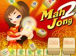 Girl Mahjong