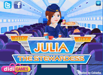 Julia The Stewardess