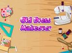 Old Dress Makeover