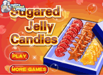 Sugared Jelly Candies